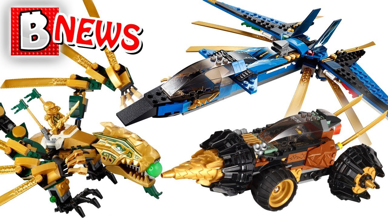 2019 lego ninjago sets a major reboot lego news. Black Bedroom Furniture Sets. Home Design Ideas