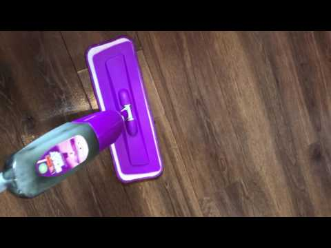 Vorfreude Floor Spray Mop - Review