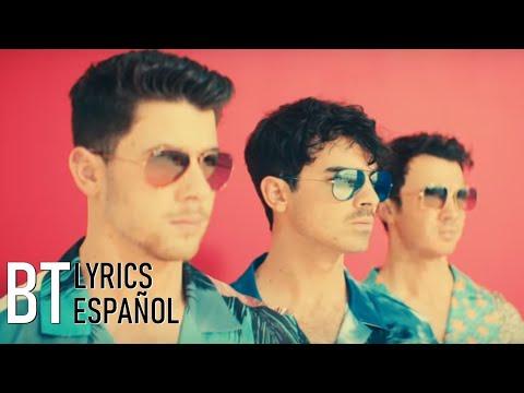 Jonas Brothers - Cool (Lyrics + Español) Video Official
