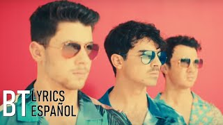 Jonas Brothers - Cool (Lyrics + Español) Video Official Video