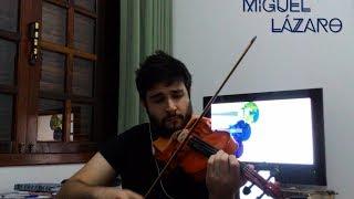 Lorde - Green Light (Violin Cover By Miguel Lázaro)