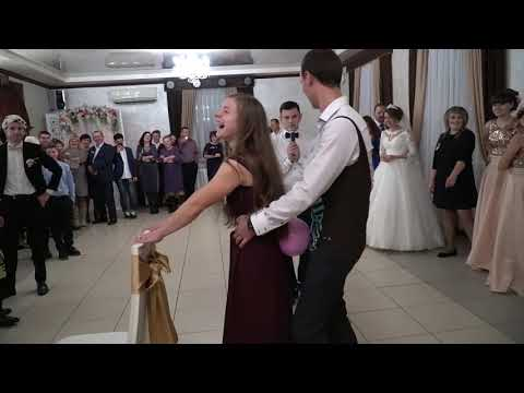 Голубка. Весільний конкурс.