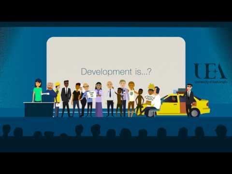 What is International Development? | School of International Development, University of East Anglia