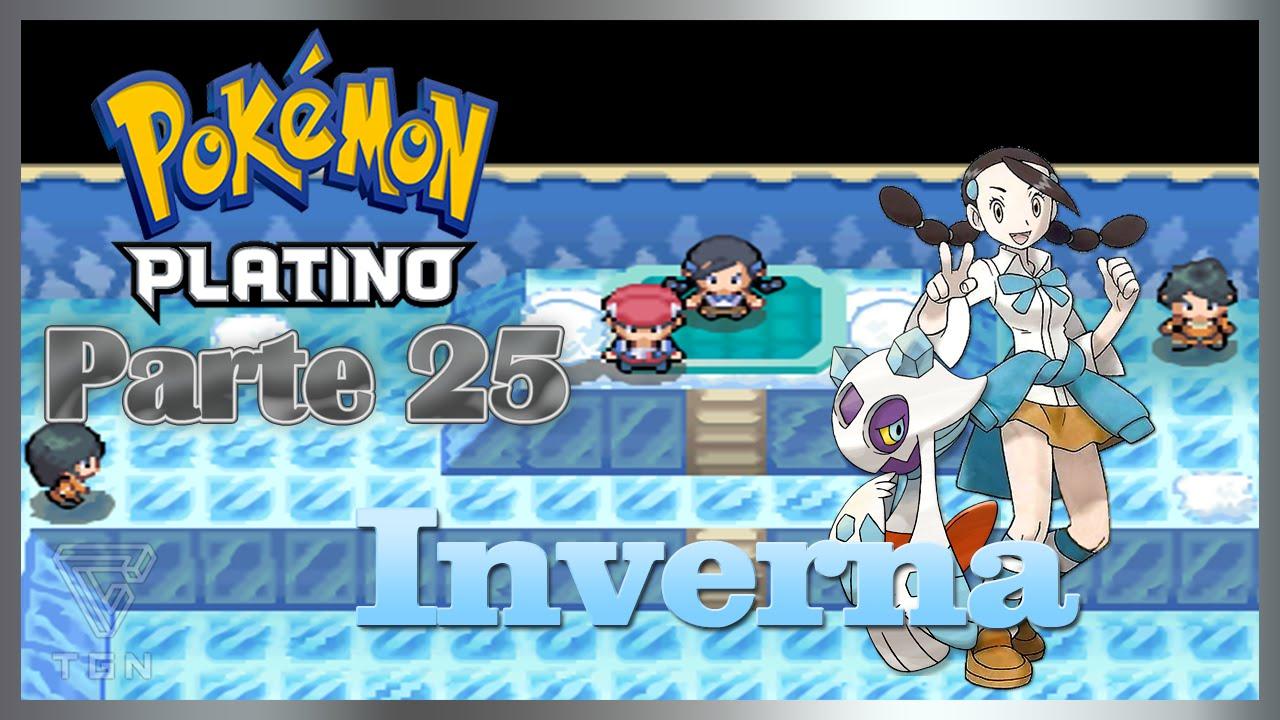 Inverna Pokémon Platinum Wwwmiifotoscom