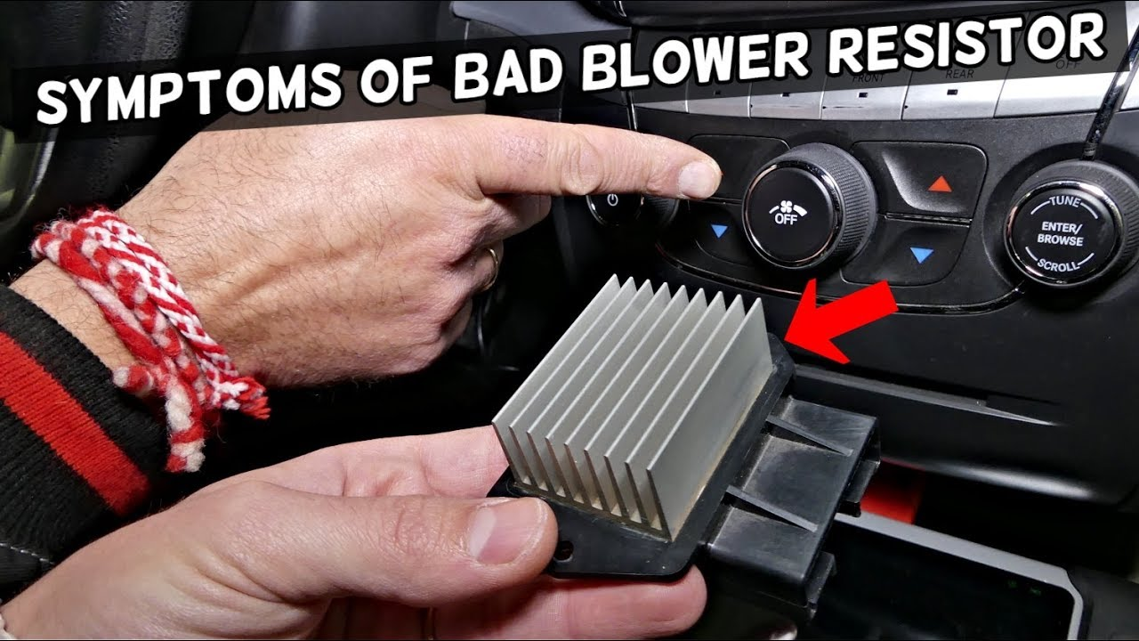 Blower Motor Resistor Use