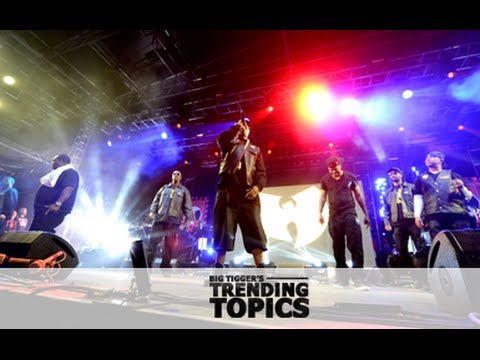 Wu-Tang Clan Puts In 6 Years, Produces Exactly 1 Album