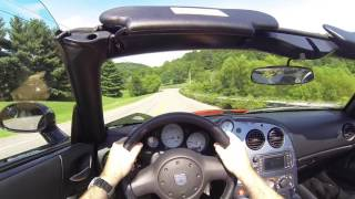 2010 Dodge Viper SRT10 POV Test Drive