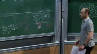 Dimitri Zvonkine - Hurwitz numbers, the ELSV formula, and the topological recursion