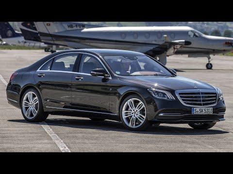 2018 Mercedes S-CLASS | S-500