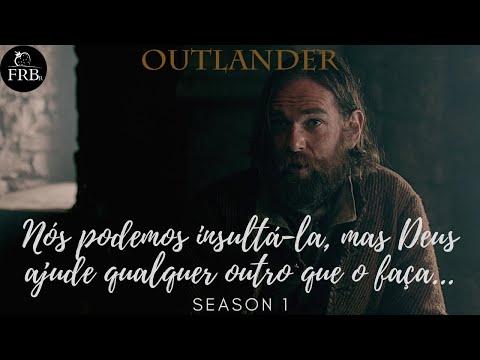 Outlander - Ep. 105 #FrasersRidgeBrasil #TrechoOutlander #Outlander
