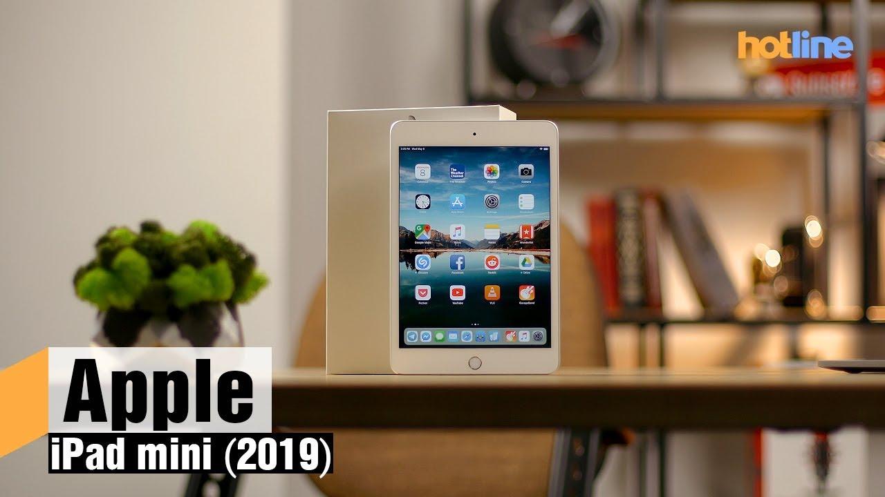 iPad mini (2019) — обзор планшета Apple пятого поколения