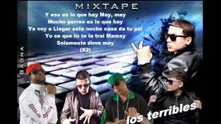 los terribles - Gaona feat Farruko, Ñengo flow, Gotay y Mackie (official remix) new reggaeton 2011