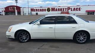 2008 Cadillac DTS Performance for sale in Houston, TX