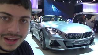 TUDO SOBRE O NOVO BMW Z4 M40i   PRIMEIRAS IMPRESSÕES