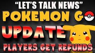 Pokemon Go Reddit Refund - YT
