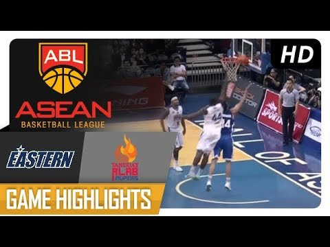 Alab Pilipinas vs. Hong Kong Eastern Sports Club | Game Highlights | ABL 2017-2018 | Nov. 19, 2017
