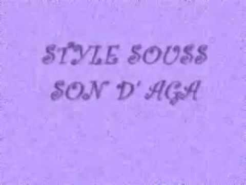 Son d'aga - Style Souss