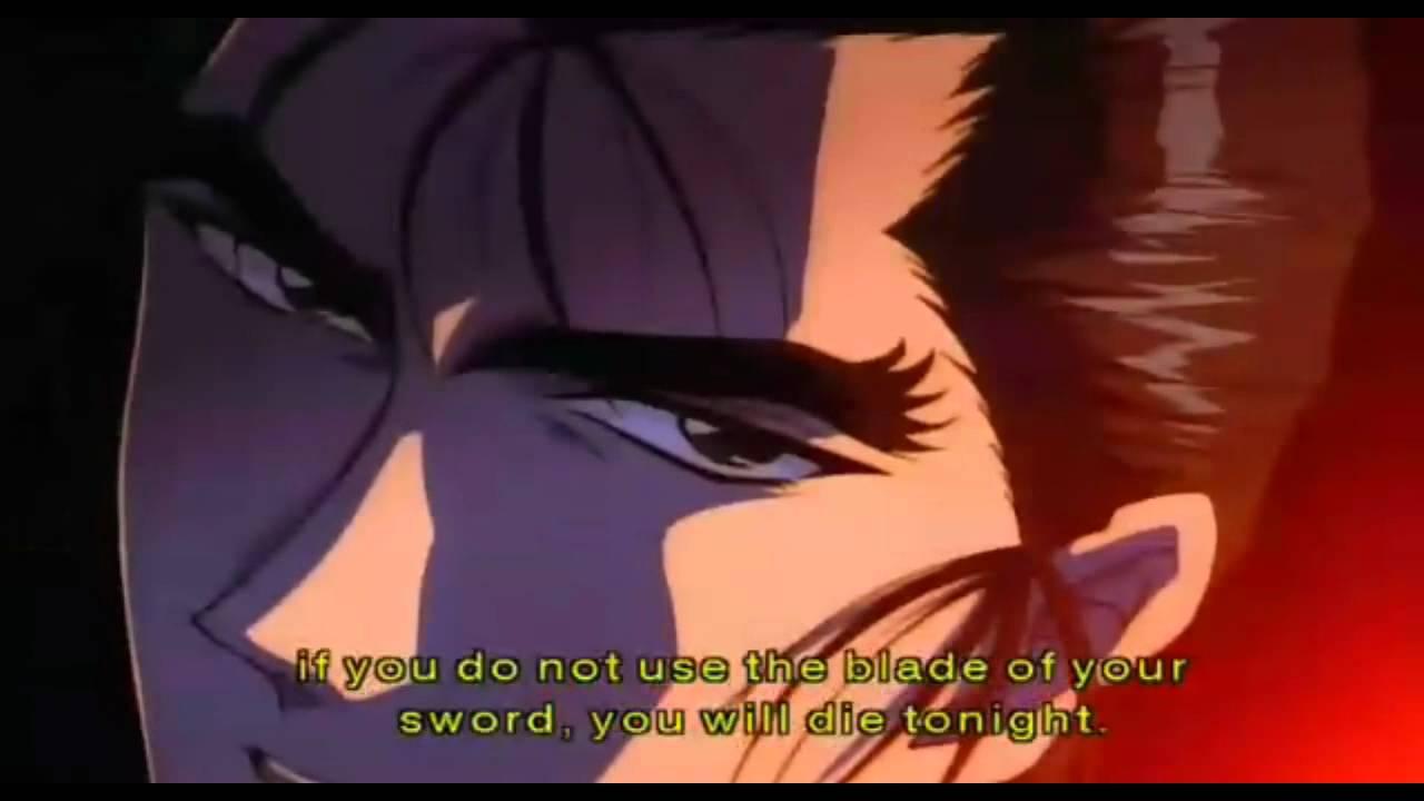 Rurouni kenshin movie final battle youtube
