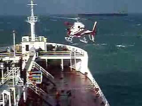 Sea Pilot by Helicopter