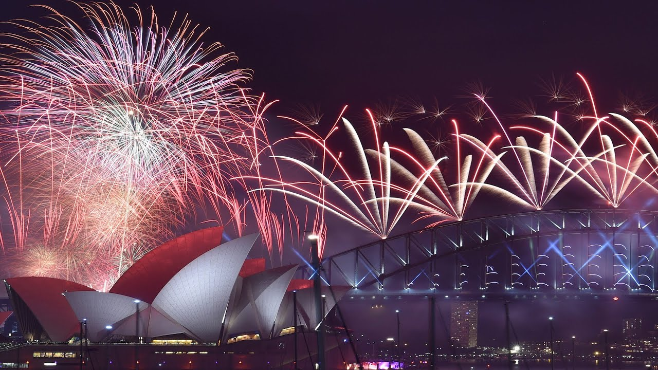 New Year celebrations from around the world   YouTube New Year celebrations from around the world