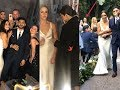 Selena Gomez in Courtney Barry's Wedding in Los Angeles - February 21