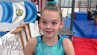 Gymnastics Camp in Guatemala with Whitney Bjerken