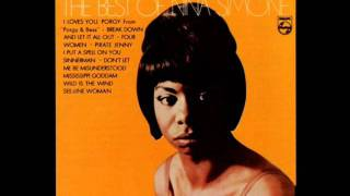 Nina Simone - Break Down And Let It All Out