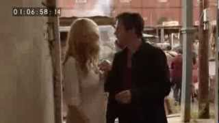 Revolution Rachel and Miles kiss [deleted scene]