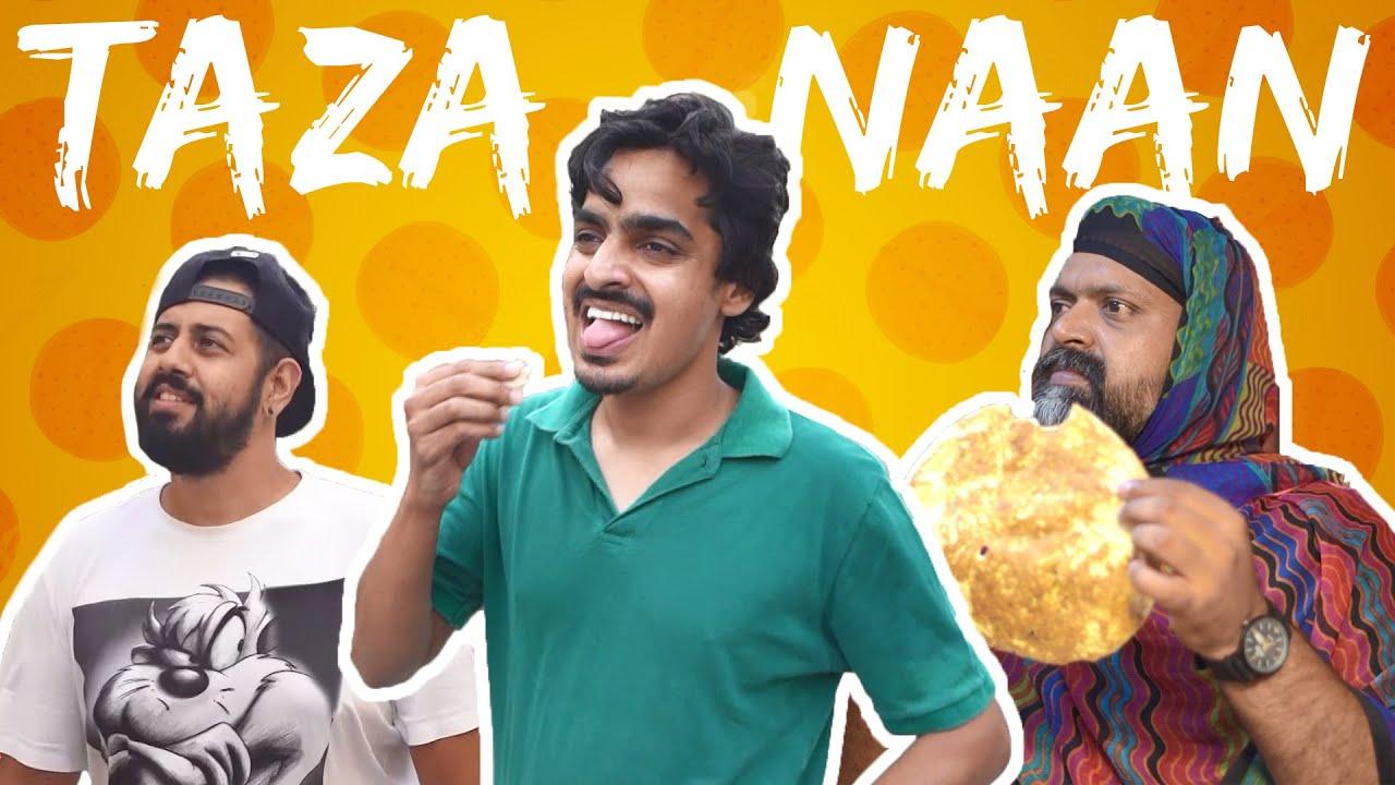 Taza Naan   Bekaar Films   Comedy Skit