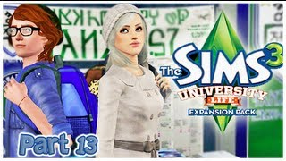 Let's Play: The Sims 3 University - {Part 13} Big Brother