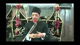 Allama Zameer Akhtar Naqvi (Shujaat-e-Bani Hashim) Majlis-2