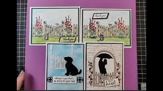 GRACE'S GARDEN, Stampin' Up!