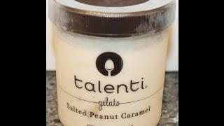 Talenti Gelato: Salted Peanut Caramel Review
