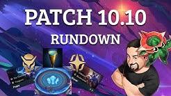 Patch 10.10 Rundown   TFT Galaxies   Teamfight Tactics