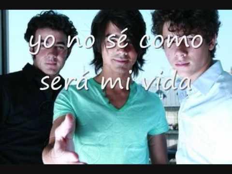 Eternity - Jonas Brothers (español)