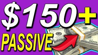 INSANE Way To EARN $150+ PER DAY With NO Money To Start! (MAKE PASSIVE INCOME)