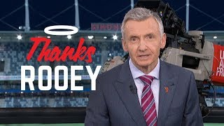 Bruce McAvaney #ThanksRooey Top 10 Video