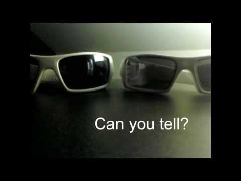 ff85c12da073 How To: Differenciate Real Oakley Gascans from Fakes - YouTube