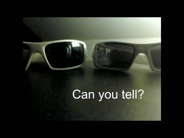 How To Tell If Oakleys Are Authentic