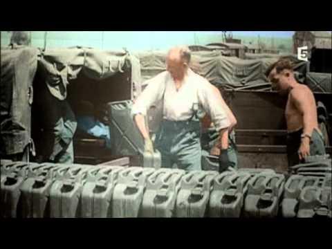 La 2eme Guerre Mondiale en Couleur 04sur13 Opération Barbarossa