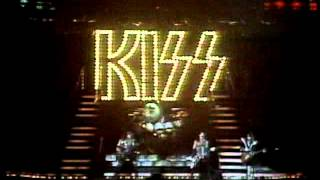 KISS - DETROIT ROCK CITY (ALIVE II) VIDEO