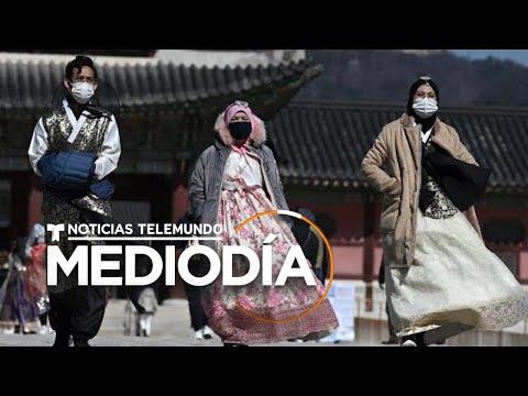 Noticias Telemundo Mediodía, 31 De Marzo 2020 | Noticias Telemundo