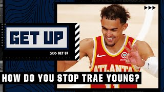 Vince Carter answers: How do you stop Trae Young?? | Get Up