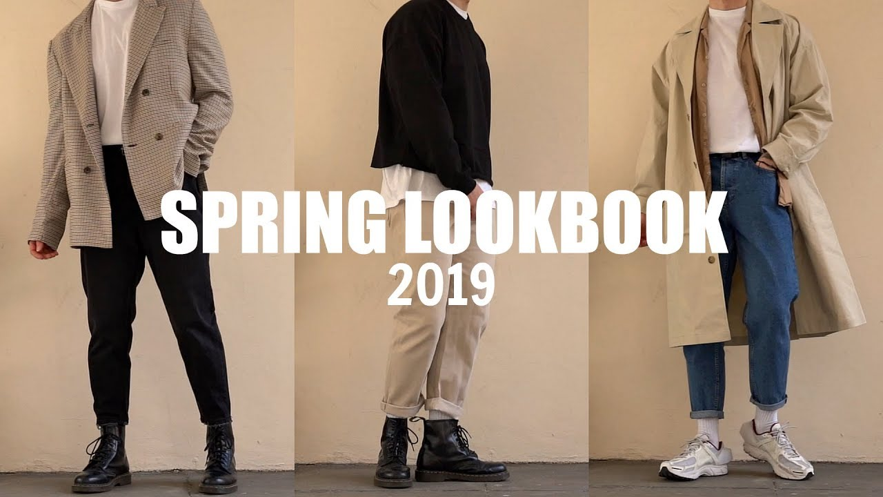 SPRING LOOKBOOK 2019