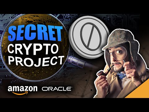 SECRET crypto project partnered with Amazon and Oracle