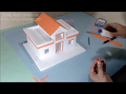 Thermocol House Making Ideas - Myhiton