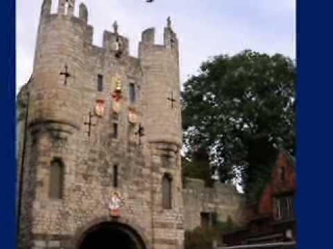 City of York UK Tour