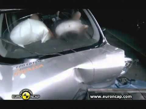 2010 Citroen Nemo (Fiat Fiorino, Peugeot Bipper) Çarpışma Testi