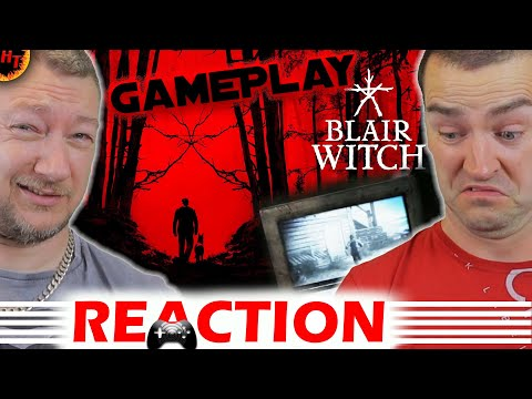 Blair Witch ''GAMEPLAY'' Trailer Reaction