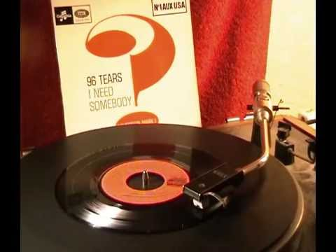 ? (Question Mark) & The Mysterians - I Need Somebody - 1966 45rpm